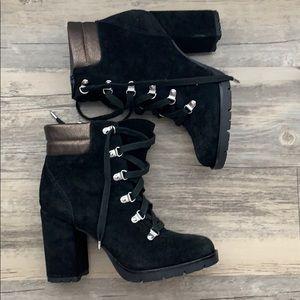 Sam Edelman Shoes - Sam Edelman Carolena Lace-Up Boot